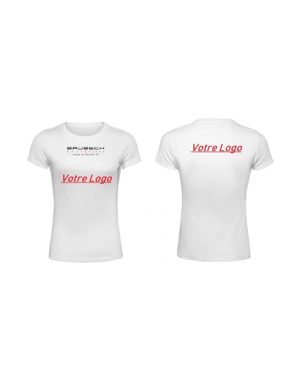 Retrouvez  notre T-Shirt manches courtes Femme Evenementiel au prix de 14,00€