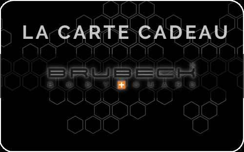 Carte Cadeau Brubeck