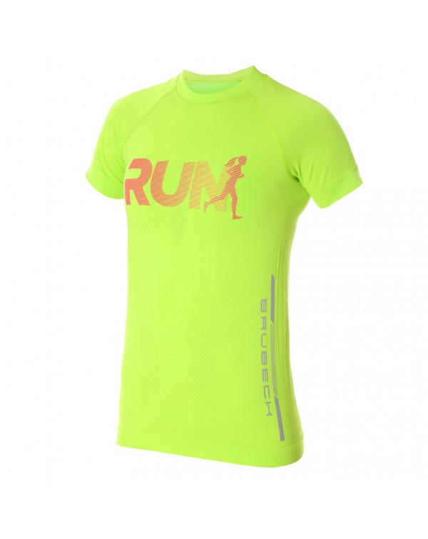 T-shirt Femme RUNNING AIR PRO Or