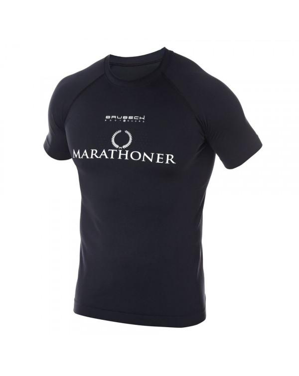 T-shirt Homme RUNNING AIR PRO Noir