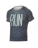 T-shirt Homme RUNNING AIR Grenn