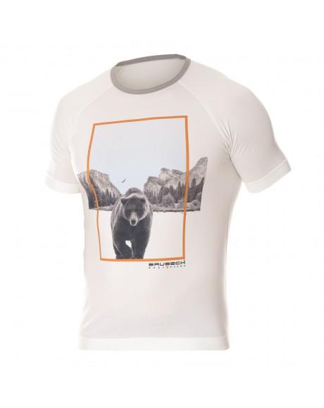 T-shirt Homme CITY AIR Blanc