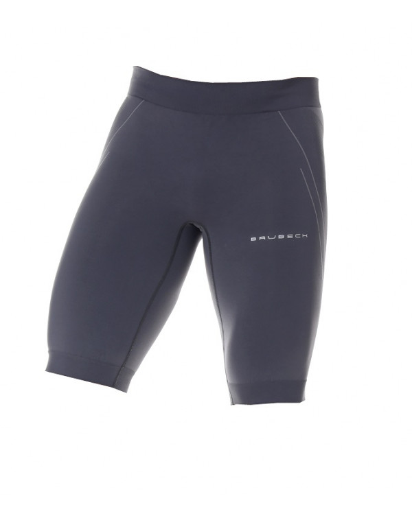 Cuissard Gris homme RUNNING FORCE ATHLETIC