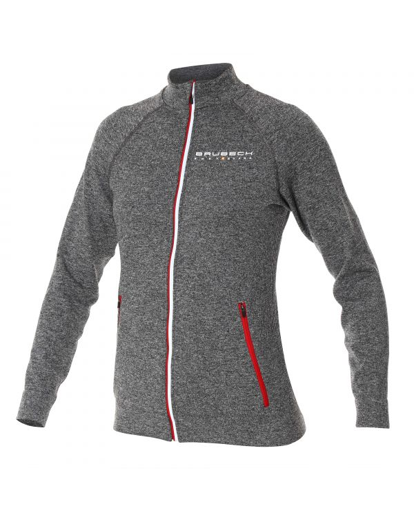 Veste zippée Grey Femme FUSION