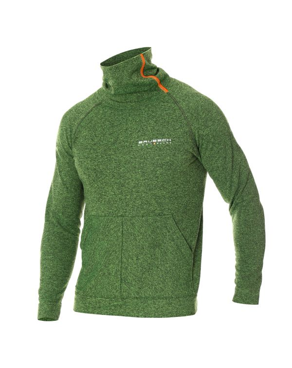 Pull Homme green FUSION...