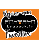 Stickers Crew Brubeck