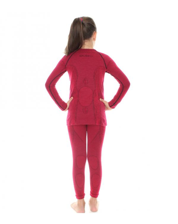 Retrouvez notre Ensemble Enfant Fille Sweat-shirt + Leggings EXTREME MERINO au prix de 70,90€