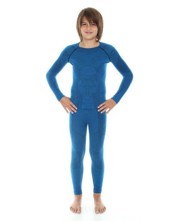 Retrouvez  notre Ensemble Enfant Garçon Sweat-shirt + Legging EXTREME MERINO au prix de 70,90€