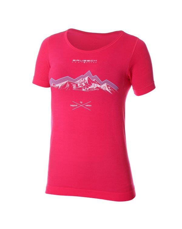 T-shirt thermique Femme...