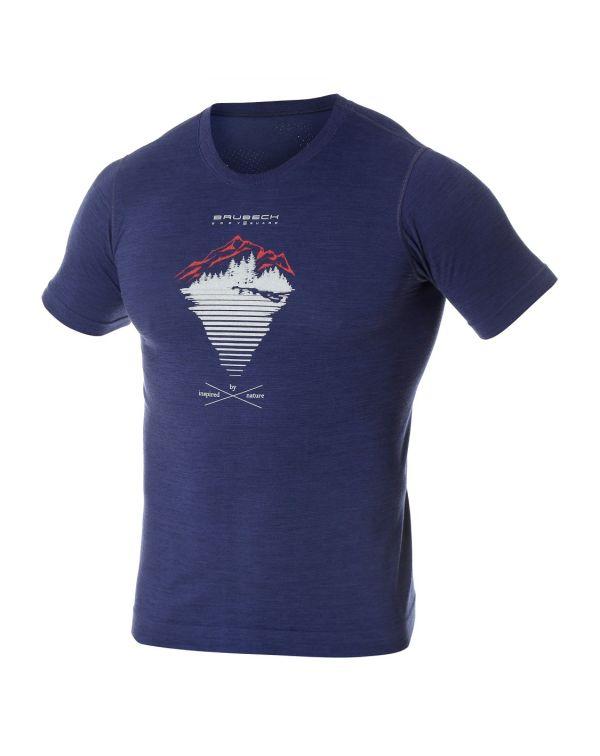 T-shirt thermique Homme...