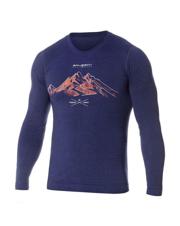 Sweat-shirt thermique Homme...