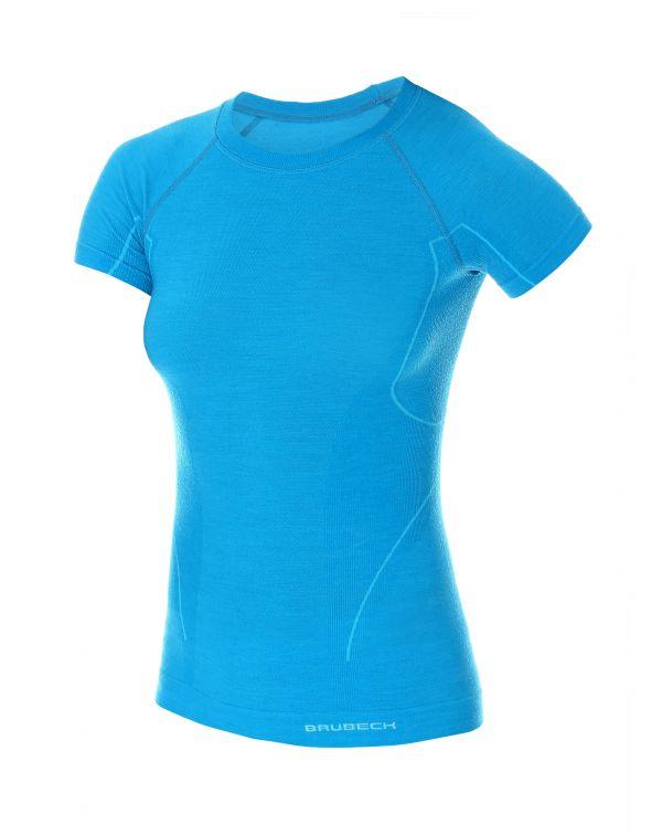 T-shirt thermique Femme ACTIVE MERINOS
