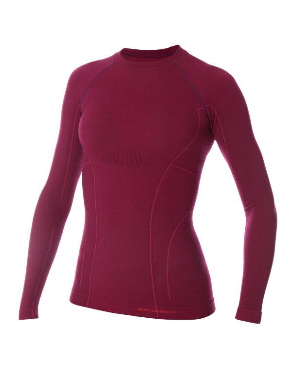 Sweat-shirt thermique Femme...