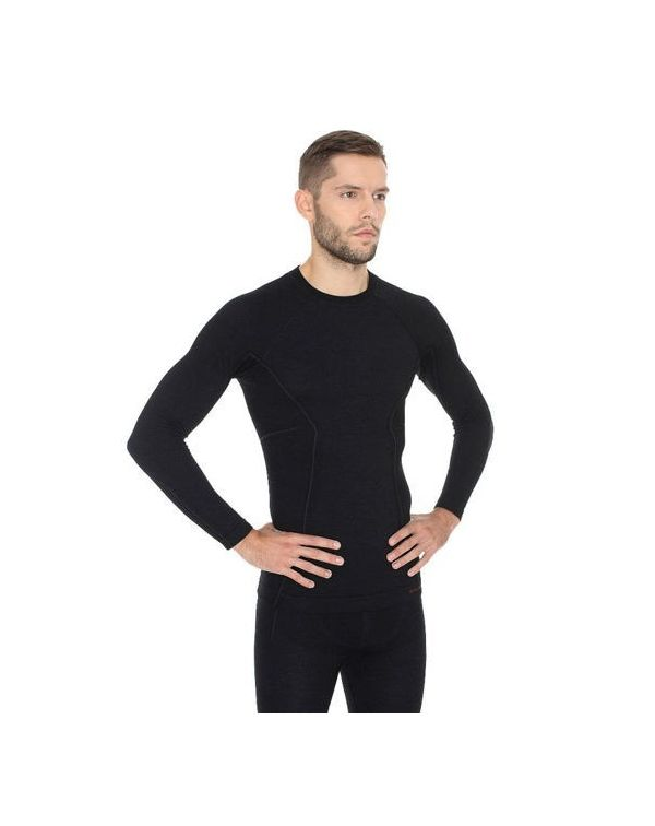 Sweat-shirt thermique Homme ACTIVE MERINOS