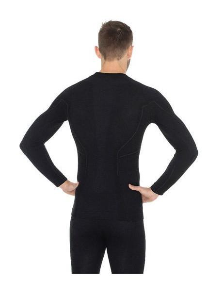 Retrouvez  notre Sweat-shirt thermique Homme ACTIVE MERINOS au prix de 78,90€