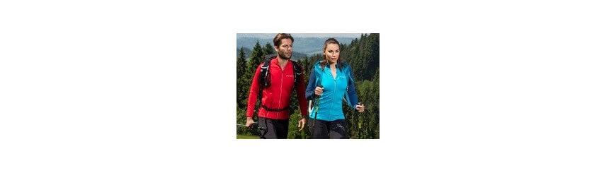 brubeck vetements thermiques respirant pour les activités de randonnée