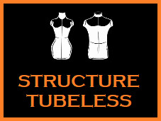 Structure Tubeless